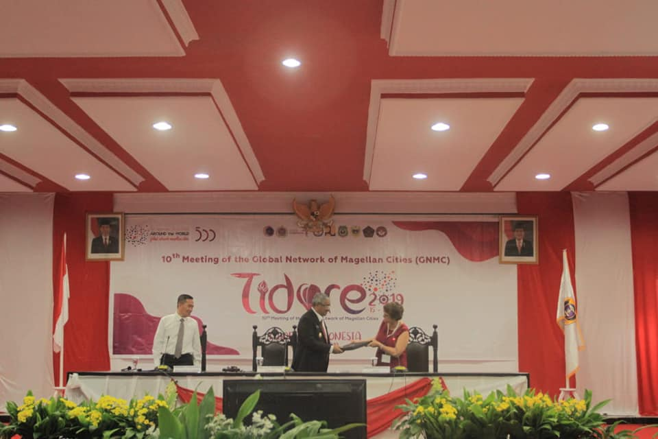 Pertemuan ke-10 GNMC, Resmi Dibuka di Tidore