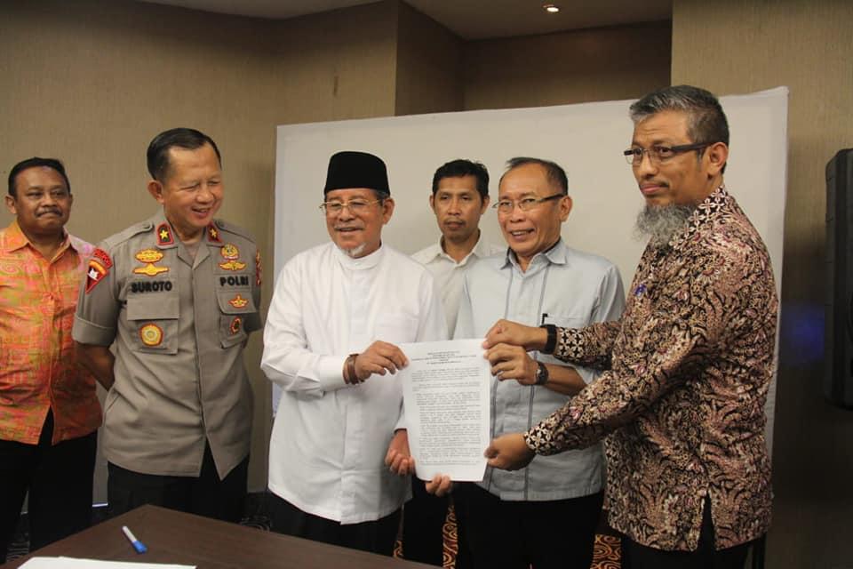 Gubernur: PT. NHM Wajib Memenuhi Hak-hak Masyarakat Lingkar Tambang