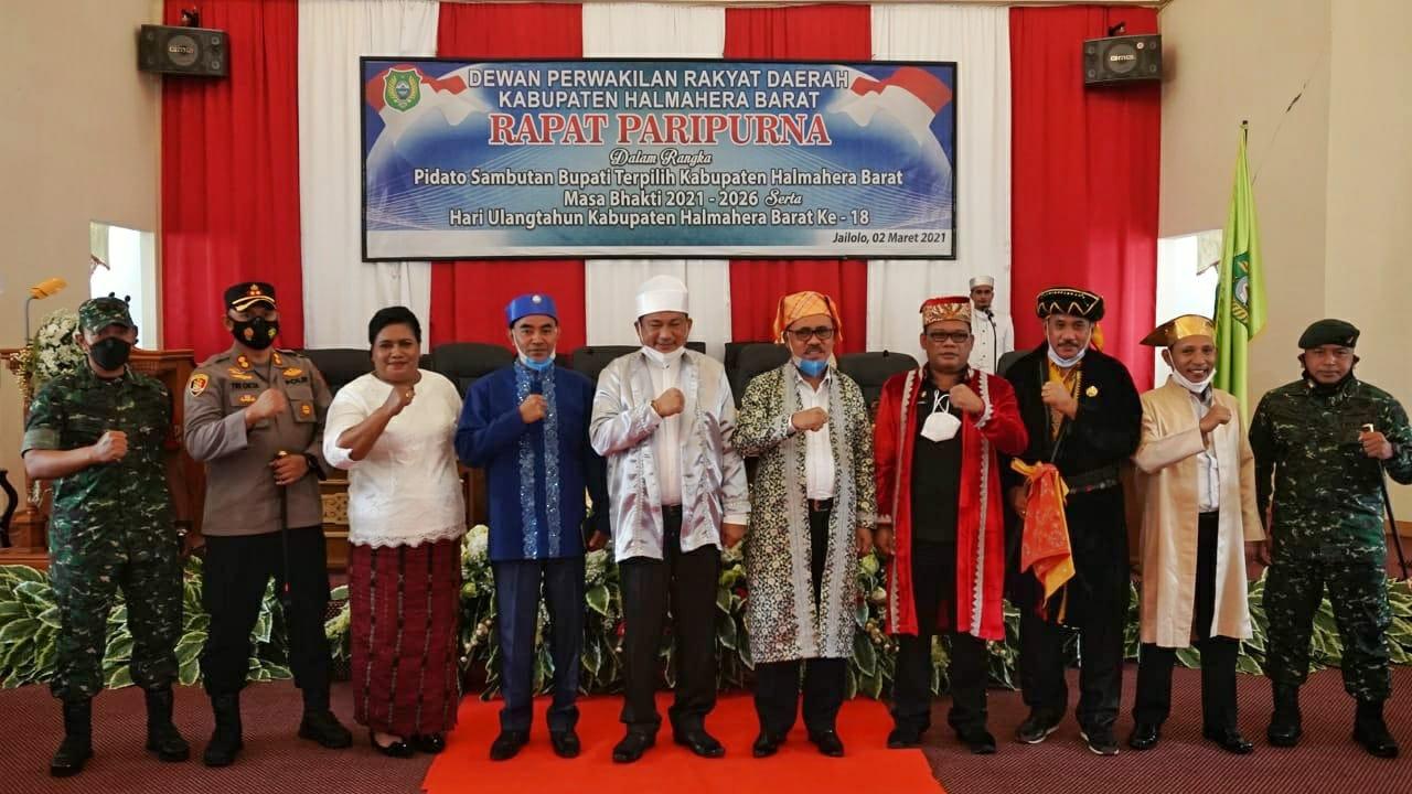 Sekprov Minta Kabupaten/Kota Di Malut Saling Bersinergi Kembangkan Tiga Sektor Pertumbuhan Ekonomi.