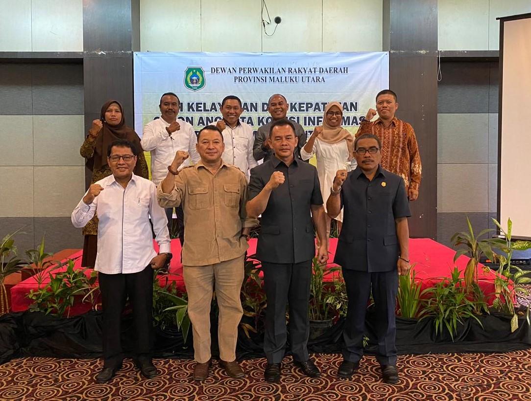 DPRD Uji Calon Anggota KIP Malut